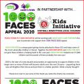 Poole Town FC Kids Initiative - Wave 105 1000 Faces Appeal Launches