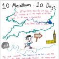 10 Marathons in 10 Days